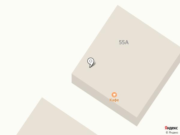 Лучиано на карте Макеевки