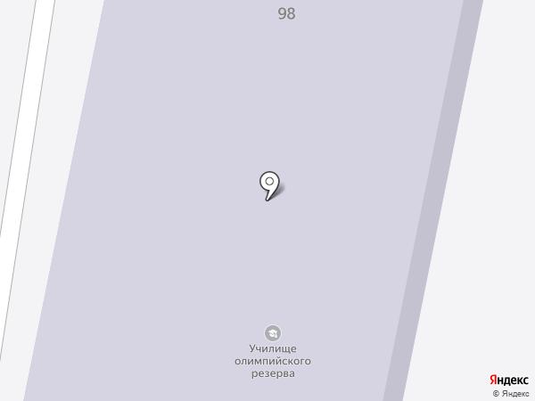 Государственное среднее профессиональное училище (техникум) олимпийского резерва на карте Щёлково