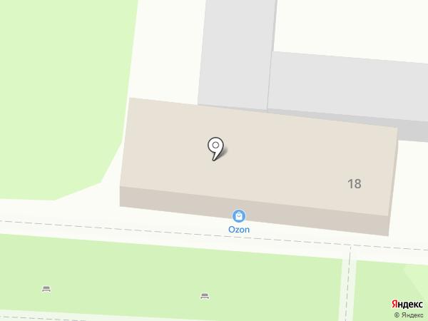 Диана на карте Крымска