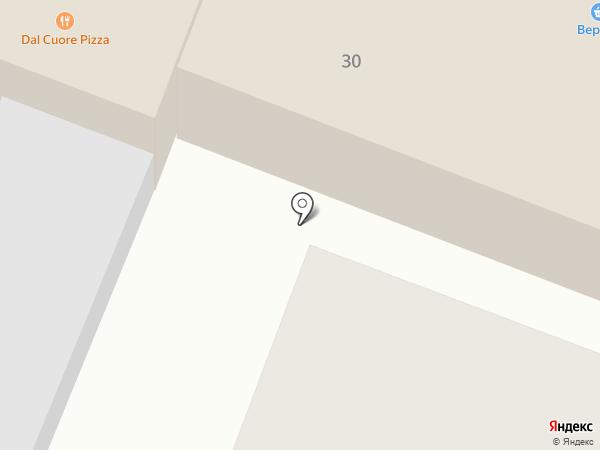 Магазин оптики на карте Красково
