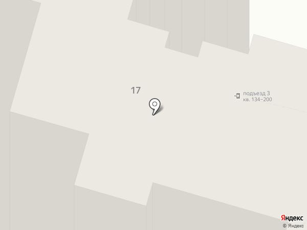 Ольгино Парк на карте Железнодорожного