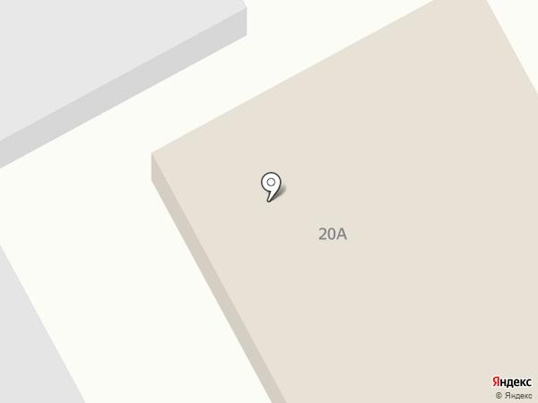 Империя мебели, магазин на карте Макеевки