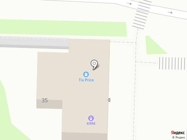 Banzai на карте Крымска
