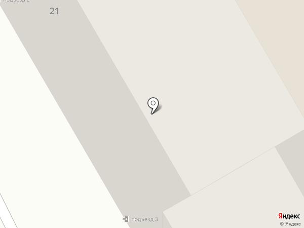 Мария на карте Макеевки