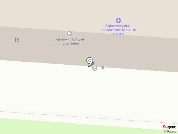 Крымская межрайонная прокуратура на карте Крымска