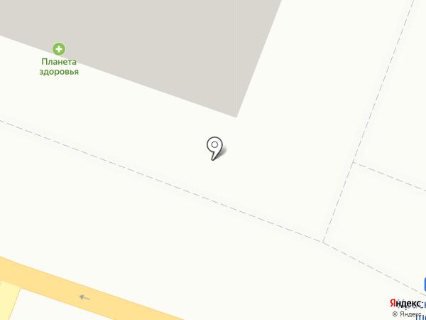 ЗемОптика на карте Красково