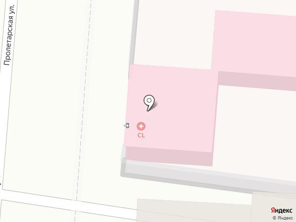 CityLab на карте Крымска