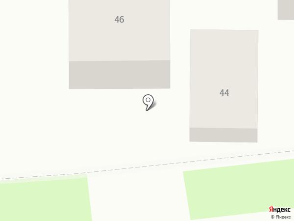 Беркут-Ко на карте Крымска
