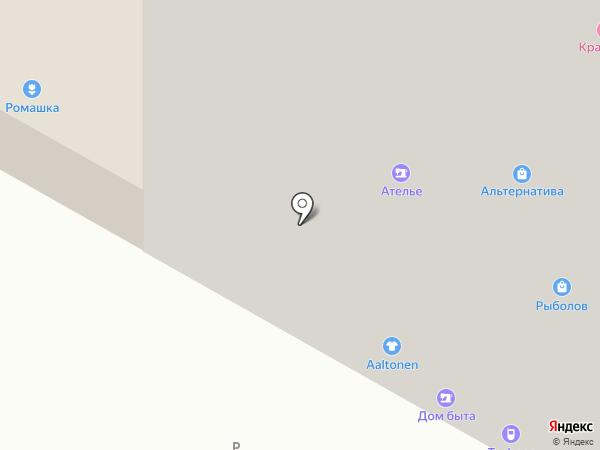 Альтернатива на карте Щёлково