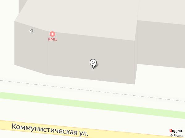 Зарница на карте Крымска