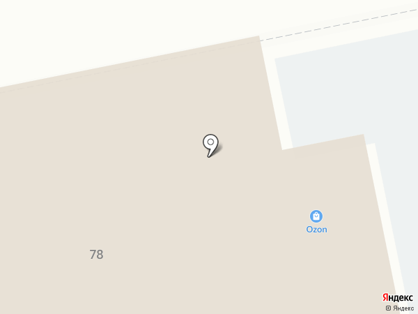 А-мега на карте Балашихи