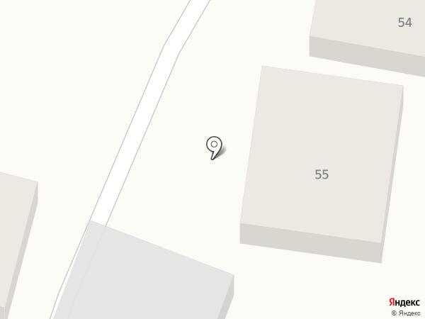 Абрикос на карте Геленджика