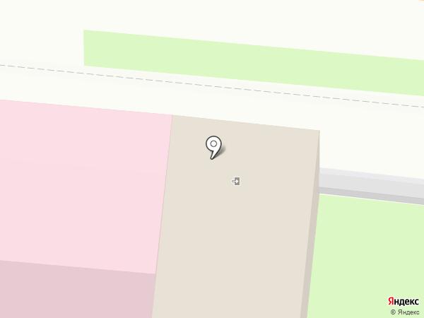 Ростелеком, ПАО на карте Крымска