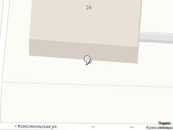 ПАРИ на карте Крымска
