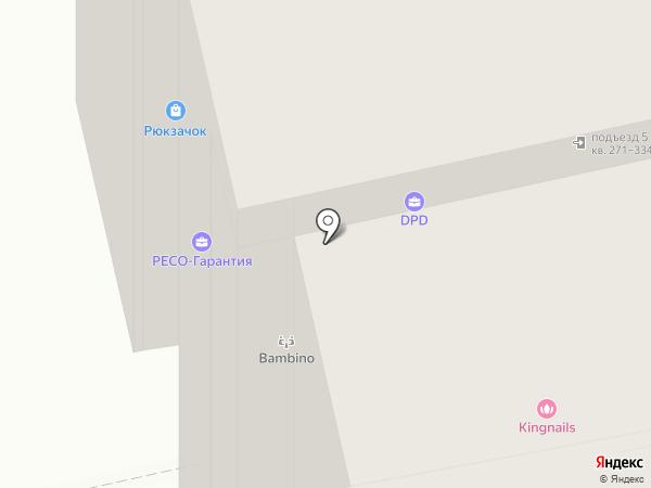 Татьяна на карте Балашихи