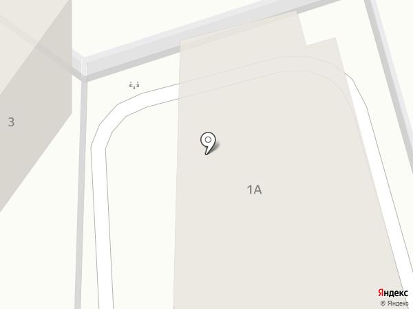Сад Долголетия на карте Геленджика