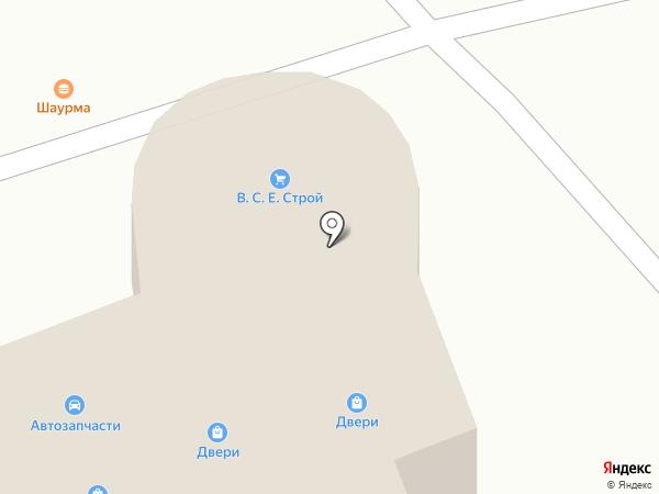 Магазин светильников на карте Балашихи