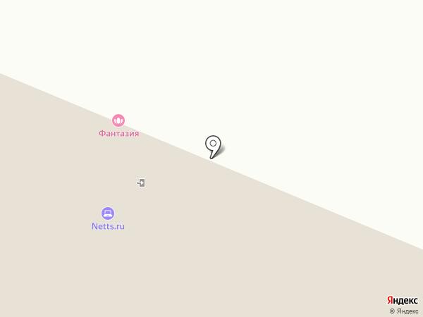 Авангард на карте Красково