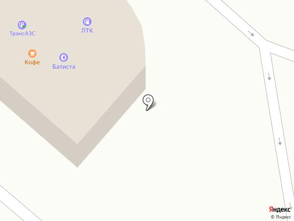 Элекснет на карте Островцев