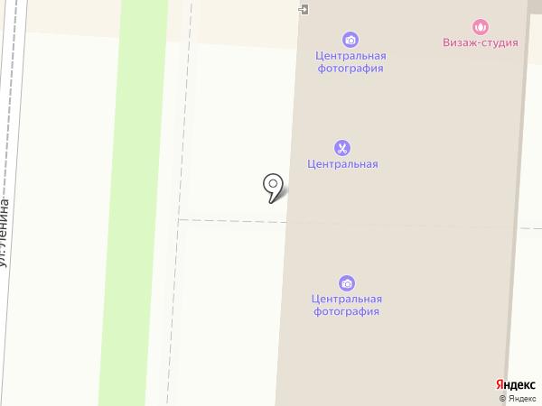 S-фото на карте Крымска