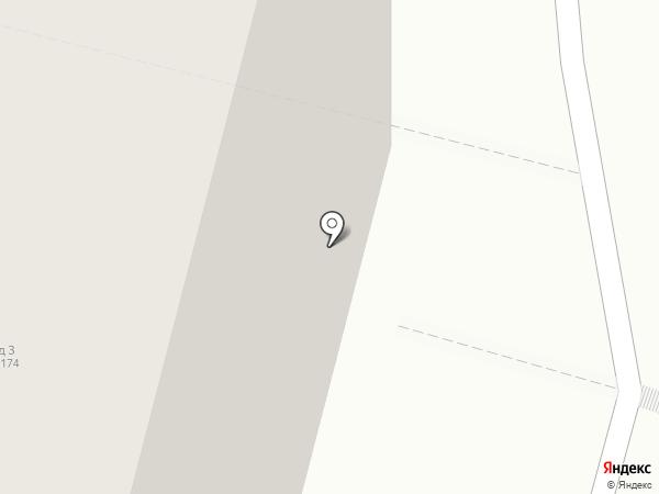 Пенный ЛЕЩ на карте Балашихи