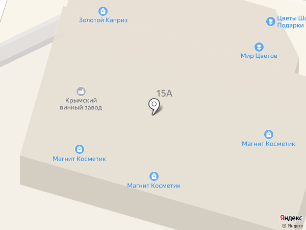 Trec на карте Крымска