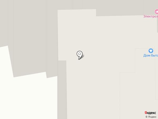 Виктория-5 Балашиха на карте Балашихи