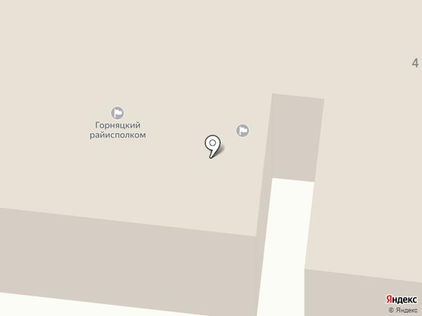 Служба по делам детей Горняцкой районной администрации г. Макеевки на карте Макеевки