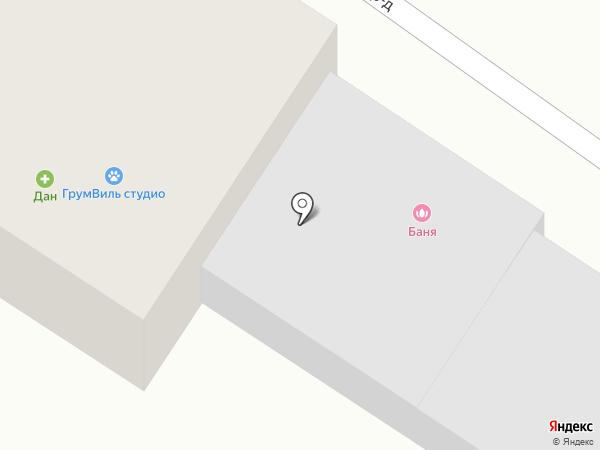 Автотехцентр на карте Красково