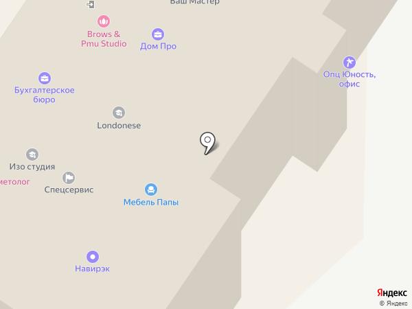 Улыбка на карте Щёлково