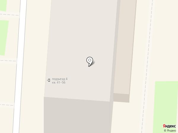 Электрон на карте Крымска