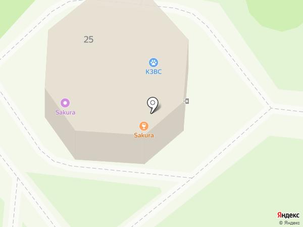Ювелирная мастерская на карте Крымска