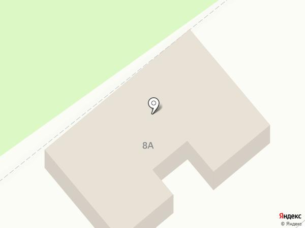 Зодиак на карте Красково