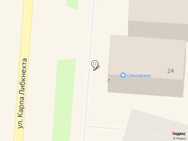 Desam на карте Крымска