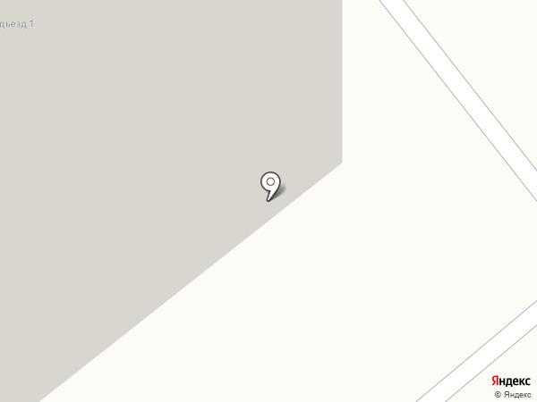 Новосёл 83 на карте Красково