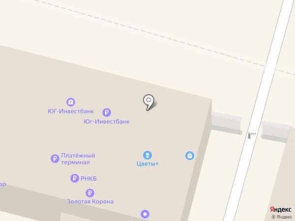 Салон оптики на карте Крымска
