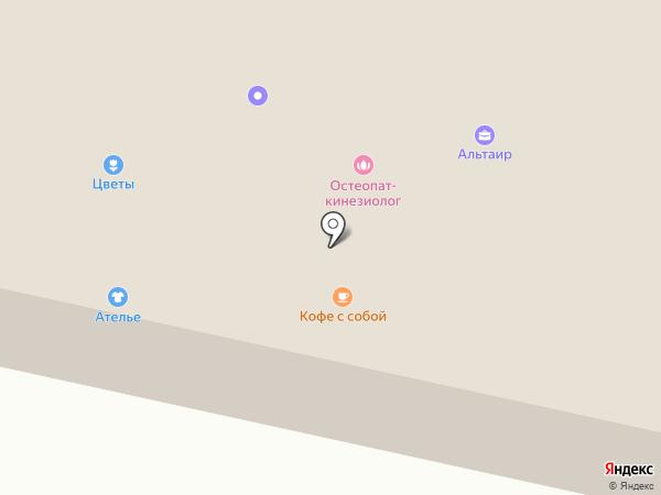 Сауна на карте Щёлково