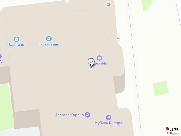 Электрик на карте Крымска
