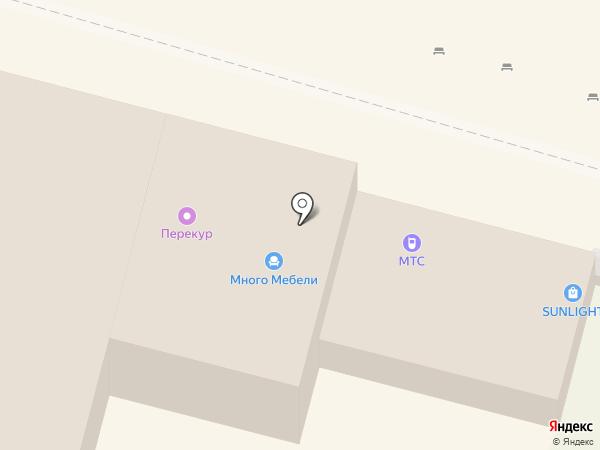 Социальная аптека №10 на карте Крымска