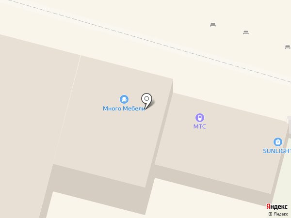 По карману на карте Крымска