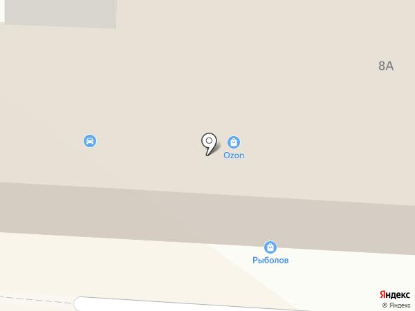 Магазин автозапчастей на карте Щёлково