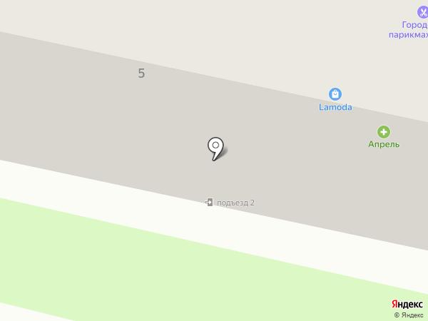 Ветеринарный кабинет на карте Щёлково