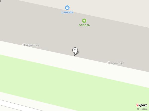Ветеринарная клиника на Парковой на карте Щёлково
