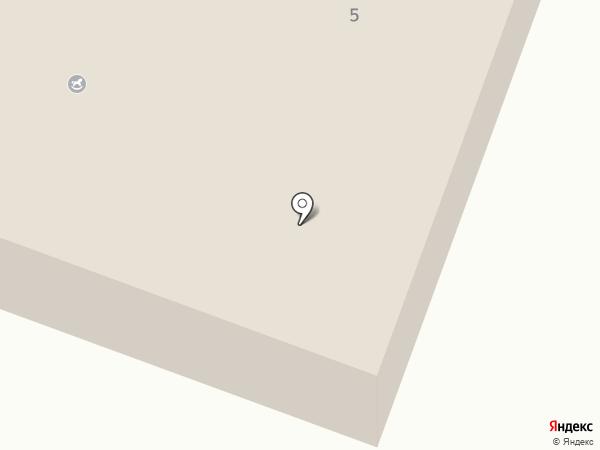 Солнечный Кот на карте Щёлково
