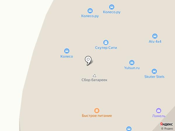 City-Avto.ru на карте Балашихи