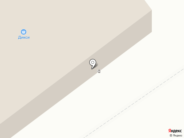 Vemina City на карте Красково