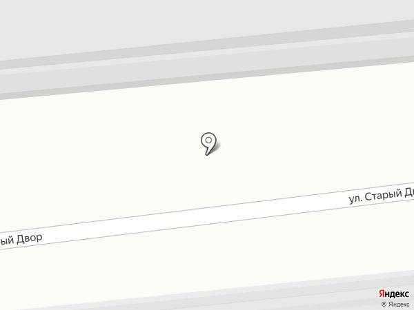 Механол на карте Октябрьского