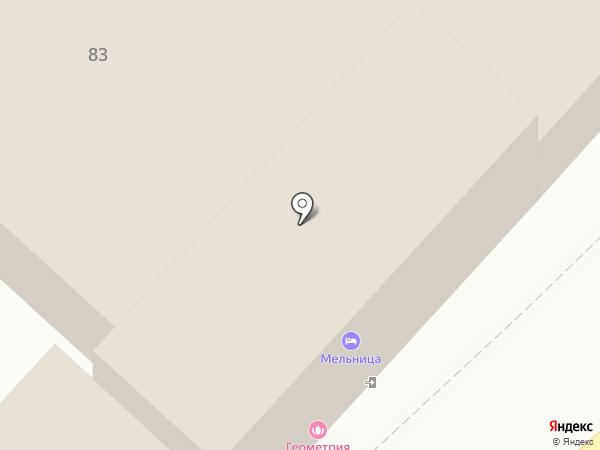 Автостекла на карте Крымска