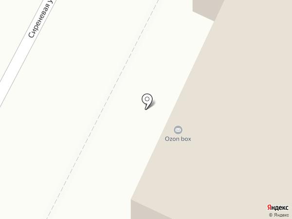 Верный на карте Щёлково