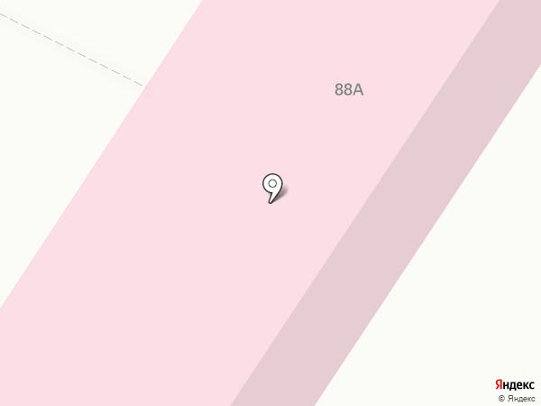 Макеевская психиатрическая больница №1 на карте Макеевки